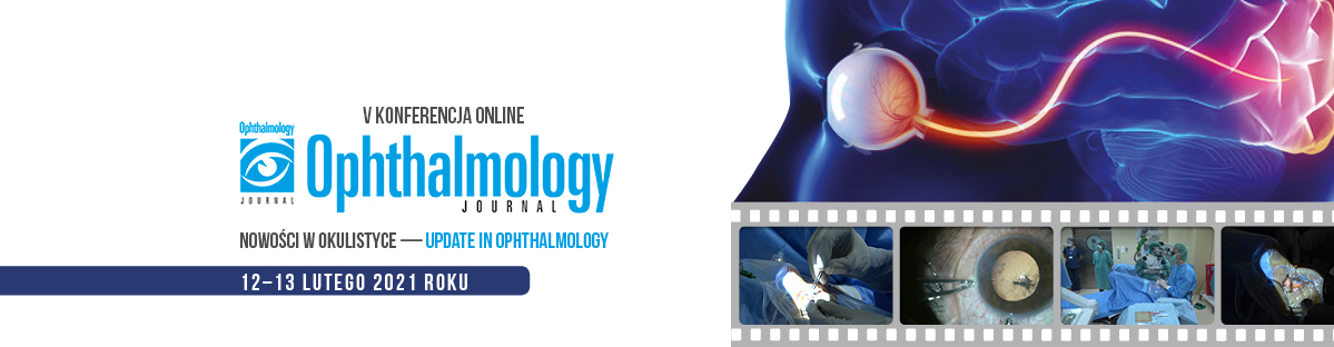 5th Conference of the Ophthalmology Journal